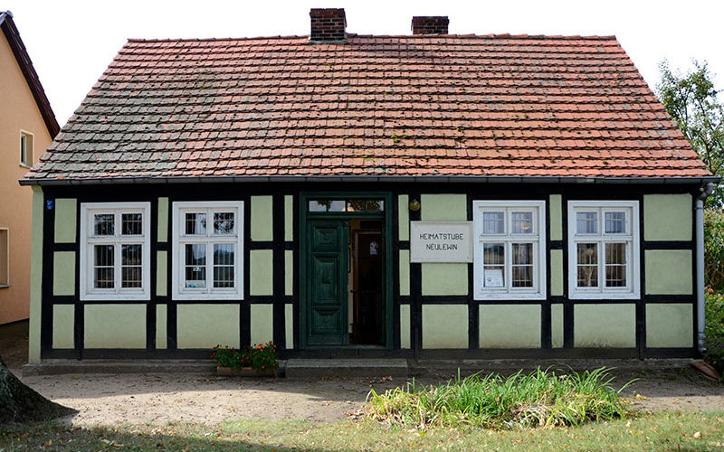 Heimatstube-Neulewin