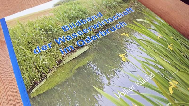 Wasserwirtschaft im Oderbruch Bildband